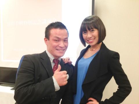 O2Oコンサルタント 宮川 千明さんにお逢いしました。