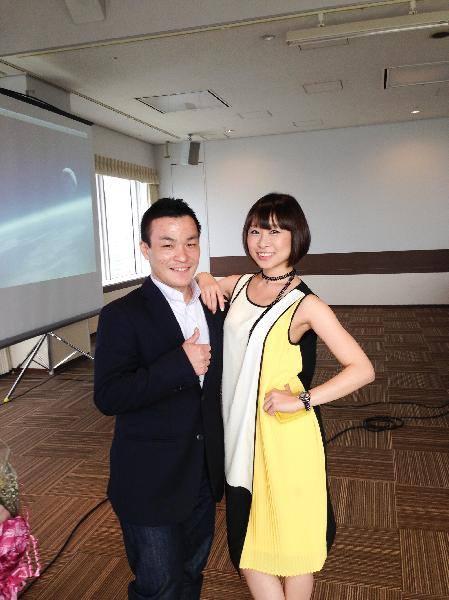 宮川千明さん 『人生、勝ち組より「価値組」!』 出版記念講演会へ!